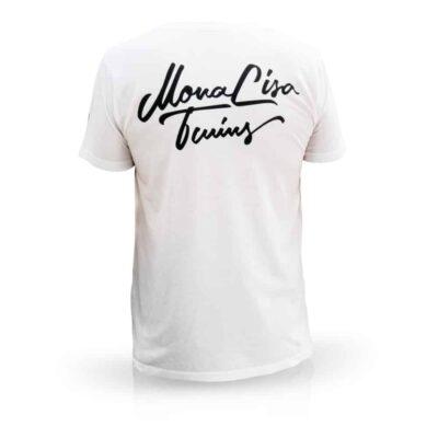Unisex T-Shirt – ORANGE Back View
