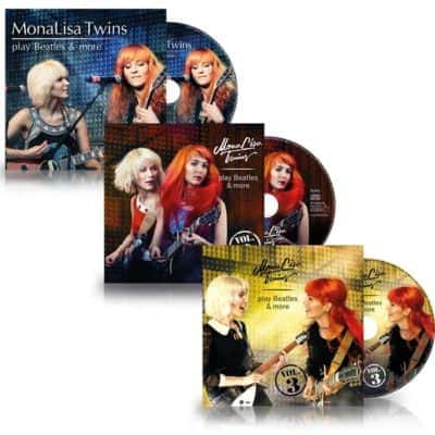 MLT play Beatles & More Vol 1 + 2 + 3 CD Set