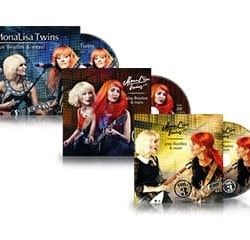 MonaLisa Twins play Beatles & More All Vols.